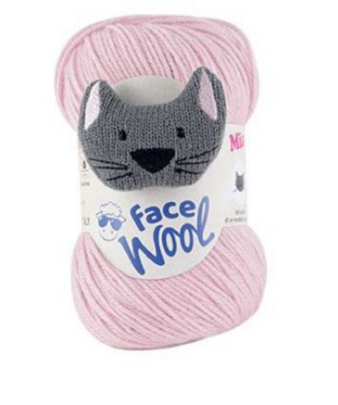 Facewool 100g double knit